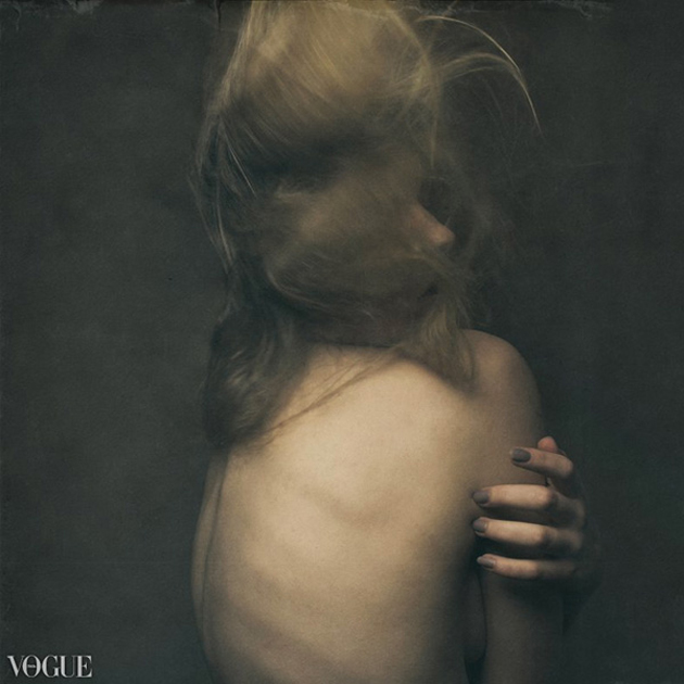 Beauty Gloomy Portrait of Slevin Aaron (3)