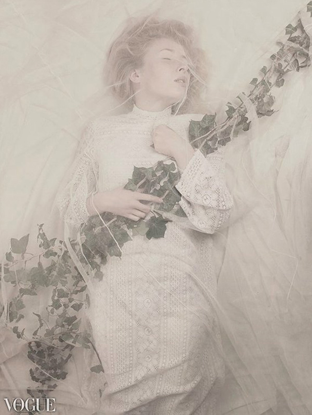 Beauty Gloomy Portrait of Slevin Aaron (7)