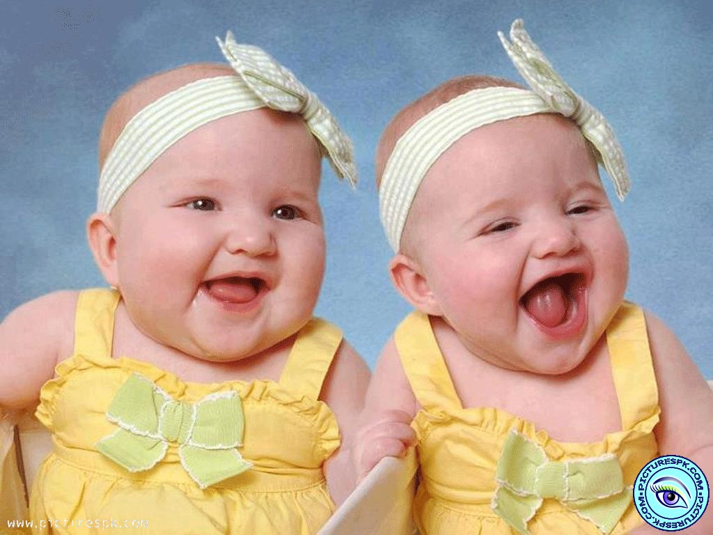 cute twin babies photos | great inspire