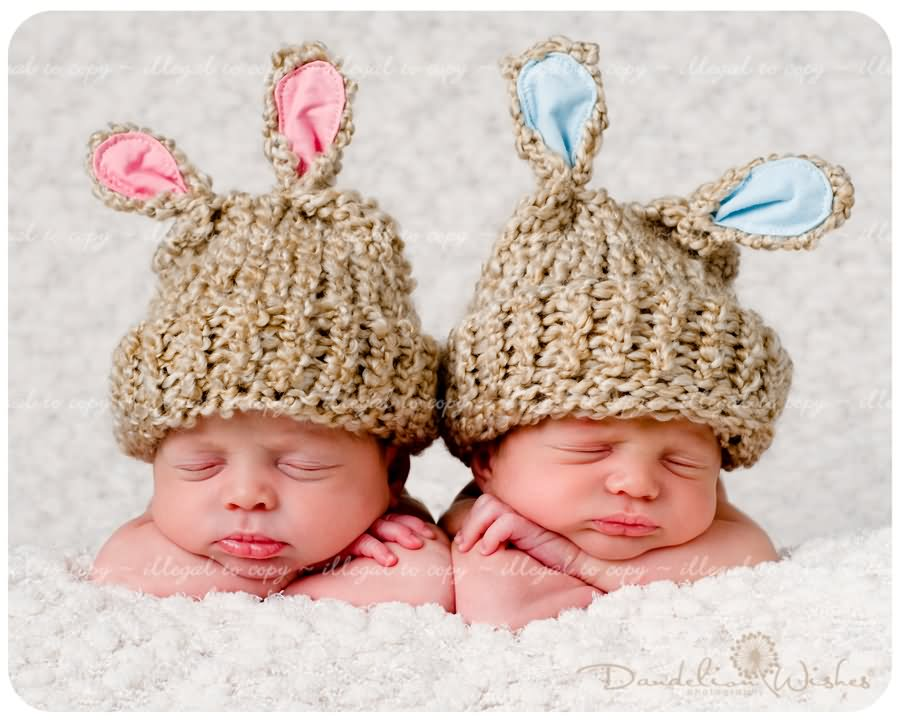 Cute Twin Babies Photos (16)