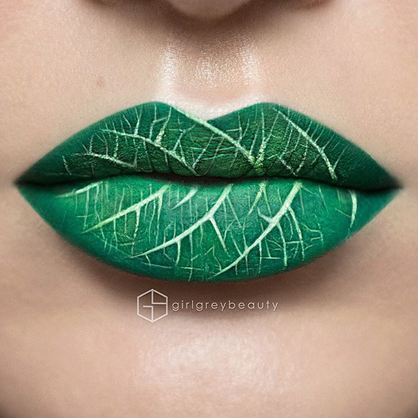 Incredible Art of Her Lips Making Makeup Artists (8)