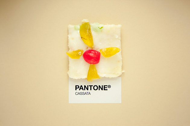 Sicilian Cuisine by Designer in Pantone Color Matching System (7)