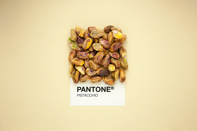 Sicilian Cuisine by Designer in Pantone Color Matching System (8)