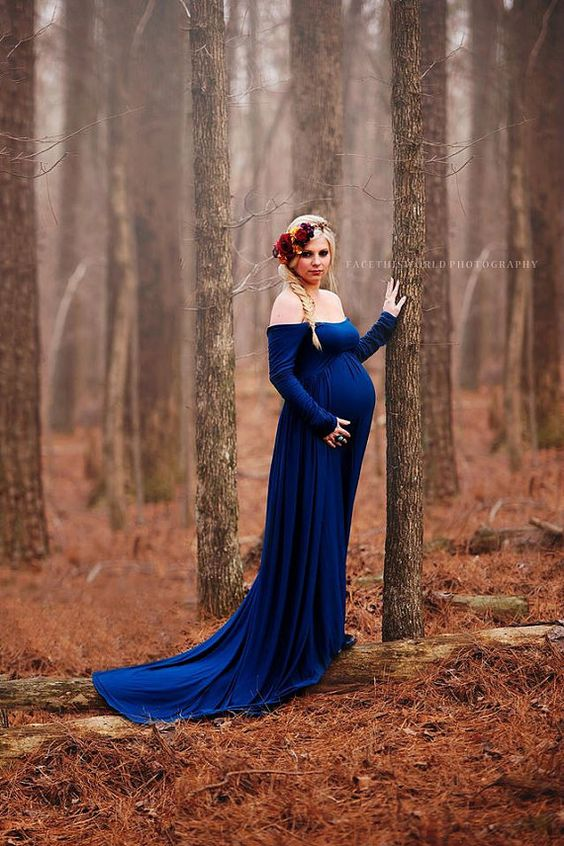 Beautiful Outdoor Maternity Photos (19)