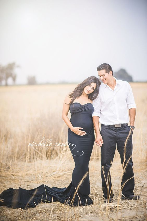 Beautiful Outdoor Maternity Photos (2)