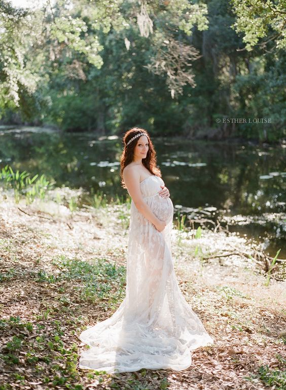 Beautiful Outdoor Maternity Photos (22)