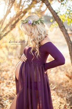 Beautiful Outdoor Maternity Photos (9)