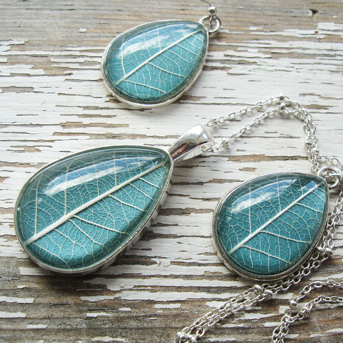 Botanical Flower Jewelry Created By Adrienne Deloe (28)