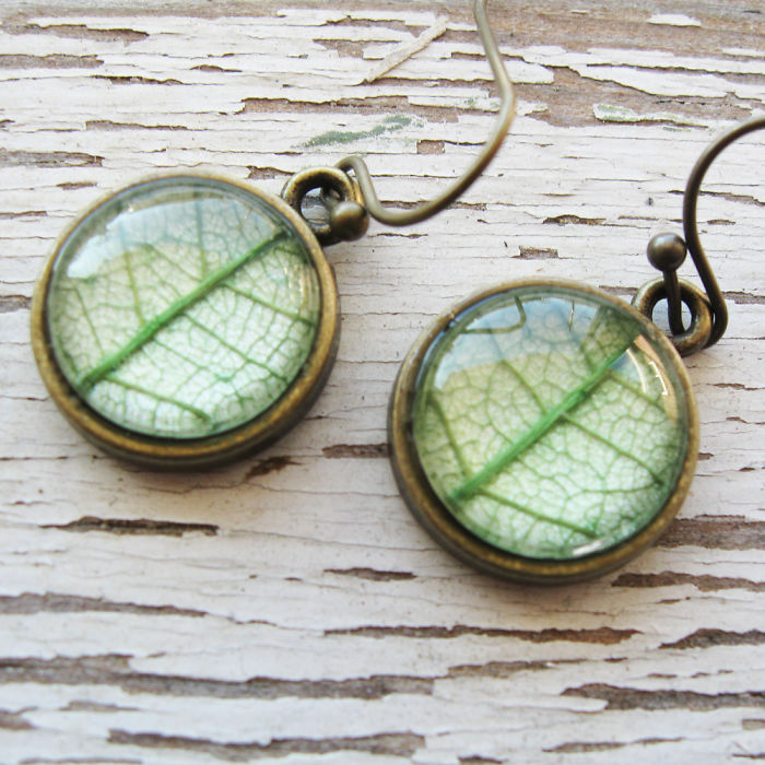Botanical Flower Jewelry Created By Adrienne Deloe (4)