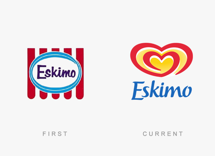 Famous Logos Old And New (10)