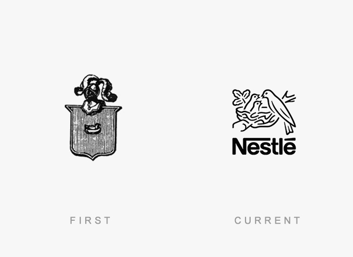 Famous Logos Old And New (17)