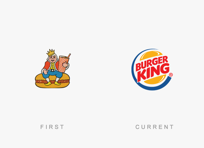 Famous Logos Old And New (18)