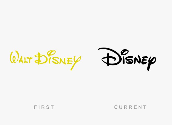 Famous Logos Old And New (26)