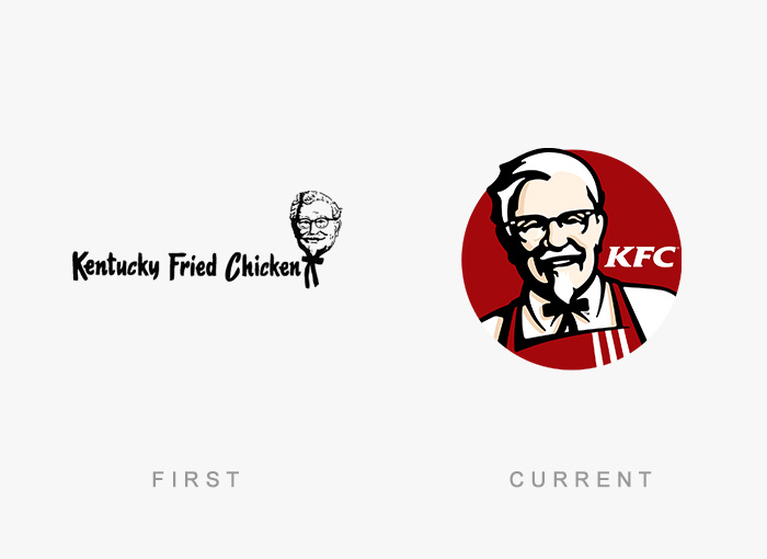 Famous Logos Old And New (29)