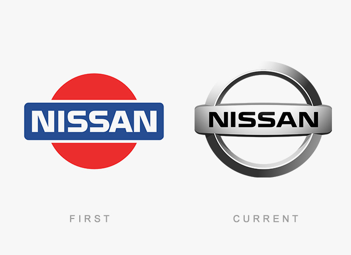 Famous Logos Old And New (3)
