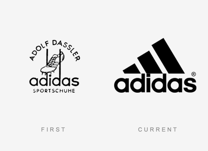 Famous Logos Old And New (32)