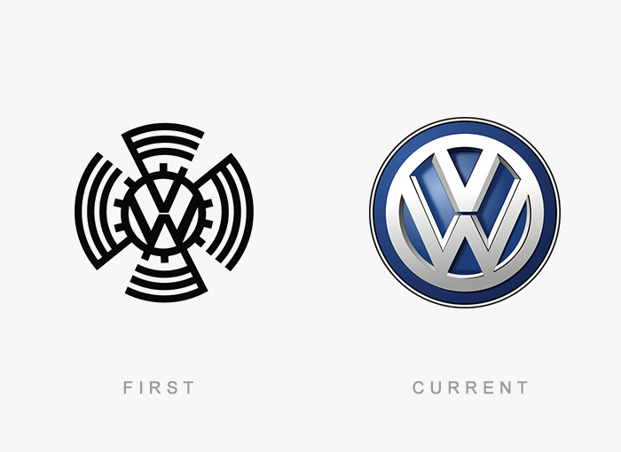 Famous Logos Old And New (33)