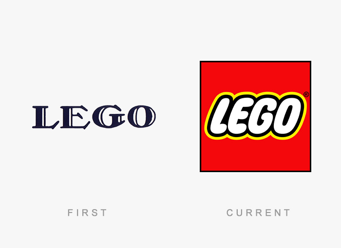 Famous Logos Old And New (6)