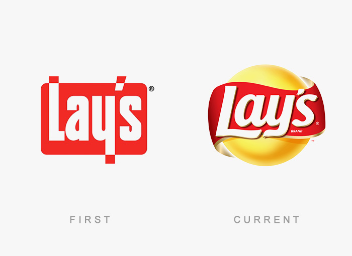 Famous Logos Old And New (7)