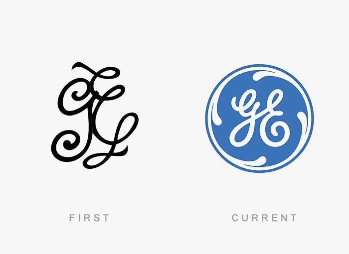 Famous Logos Old And New (8)