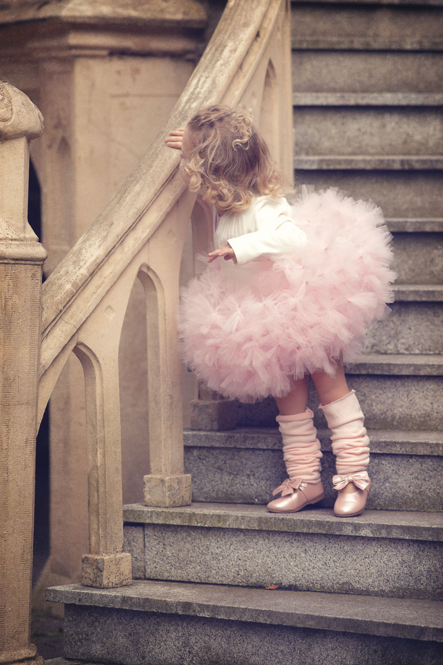 Gorgeous Costumes For Cute Baby Created By Mother (4)