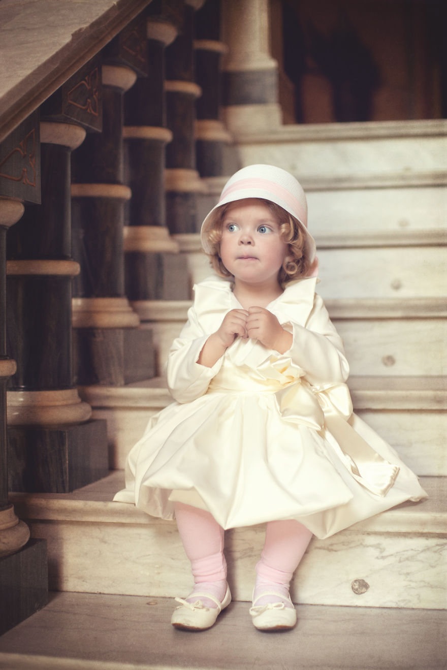 Gorgeous Costumes For Cute Baby Created By Mother (7)