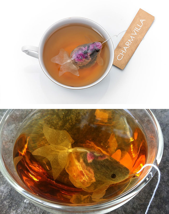 Most Creative and Clever Tea Bag Designs (16)