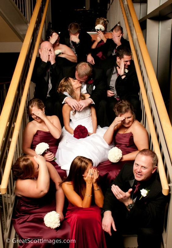 Amazing Creative Wedding Photography Poses (12)