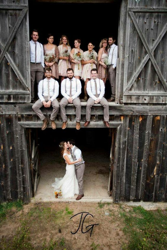 Amazing Creative Wedding Photography Poses (14)