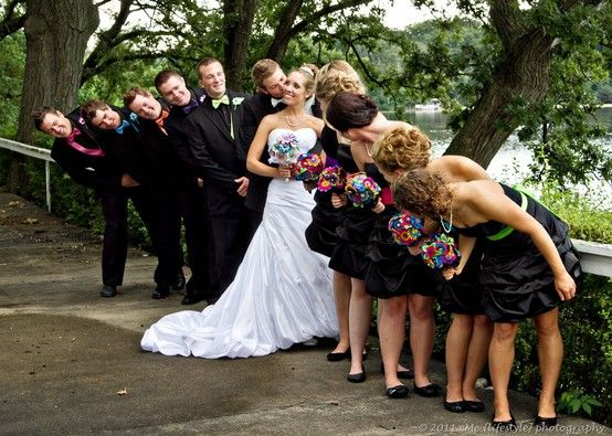 Amazing Creative Wedding Photography Poses (9)