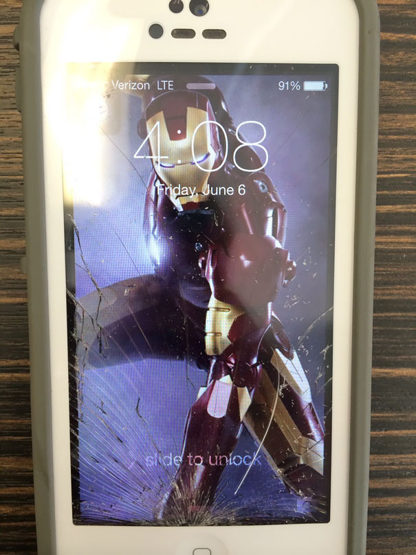 Cracked Phone Screen Funny Solution Wallpapers (27)