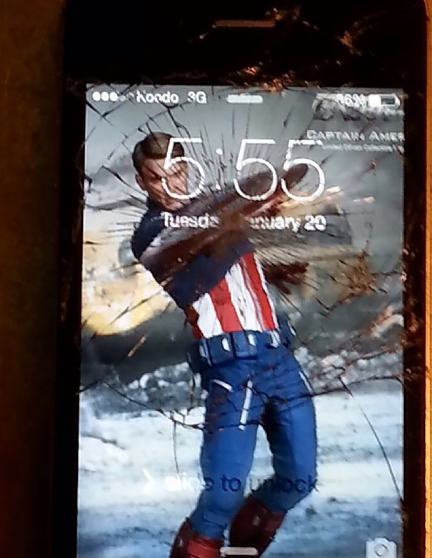 Cracked Phone Screen Funny Solution Wallpapers (30)