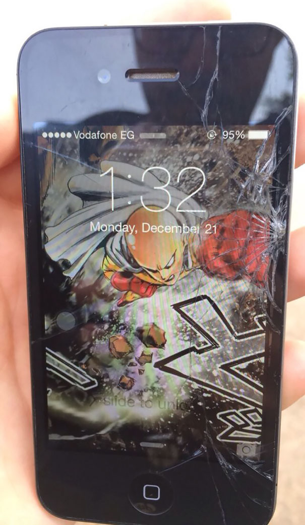 Cracked Phone Screen Funny Solution Wallpapers (39)