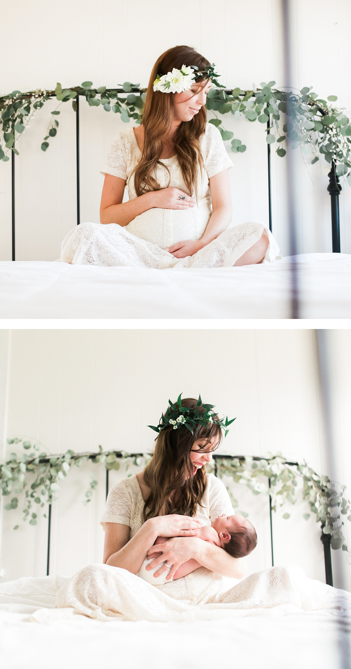 Pregnancy Photography Before And After Baby Photoshoot (42)