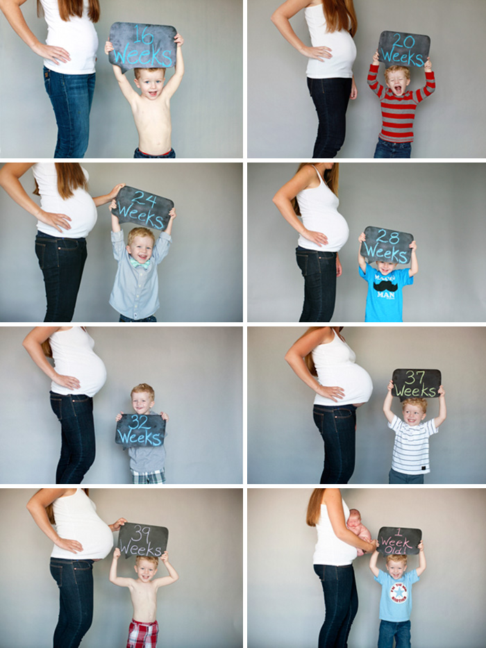 Pregnancy Photography Before And After Baby Photoshoot (7)