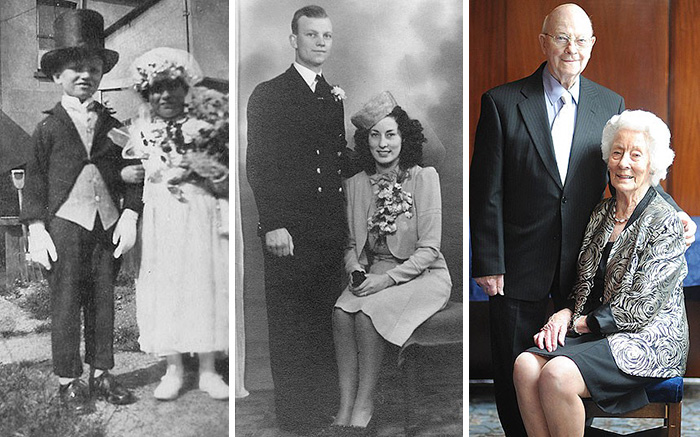 True Love Couples Recreating Their Old Photos (14)