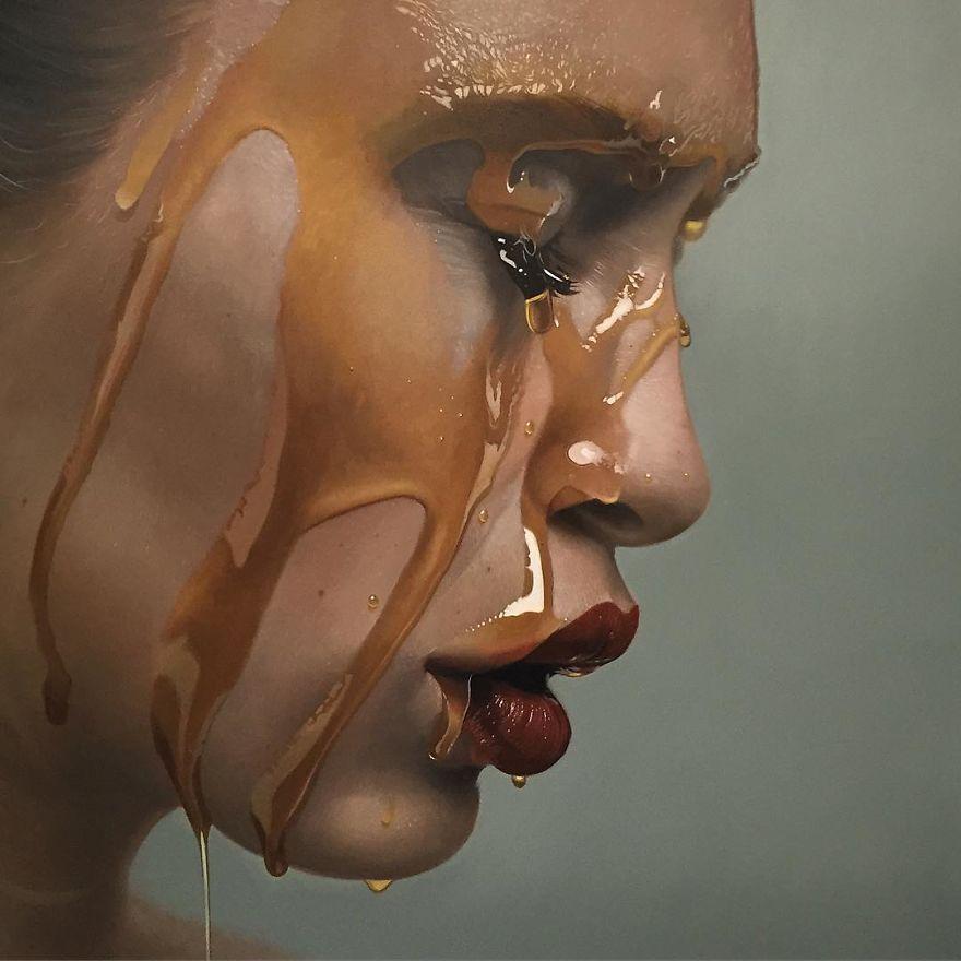 Невероятно Реалистичные Картины От Mike Dargas (10)