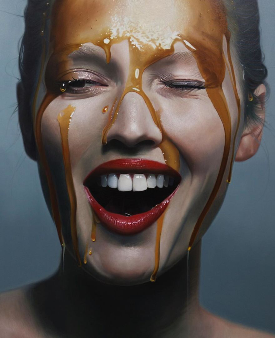 Unbelievable Realistic Paintings By Mike Dargas (13)