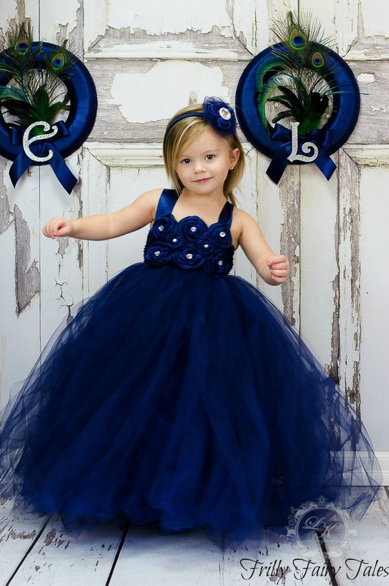 30+ Cute And Beautiful Flower Dress Baby Photos (7)