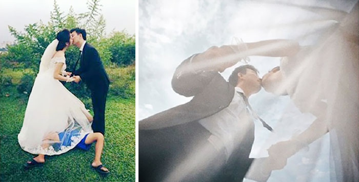 Amazing Photographs That Prove Wedding Photographer Are Crazy (4)