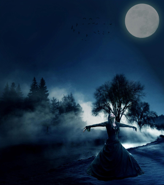 Beautiful Romantic Moonlight Wallpapers (15)