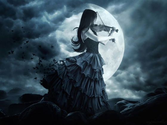 Beautiful Romantic Moonlight Wallpapers (8)