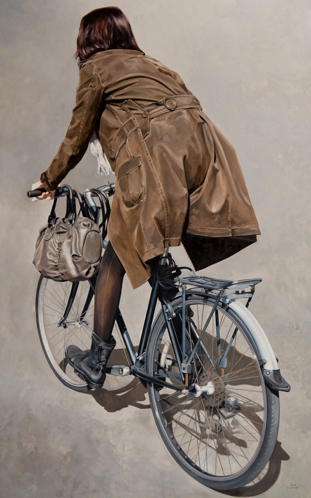 Hyper Realistic Girls Figure Painting By Marc Figueras (12)
