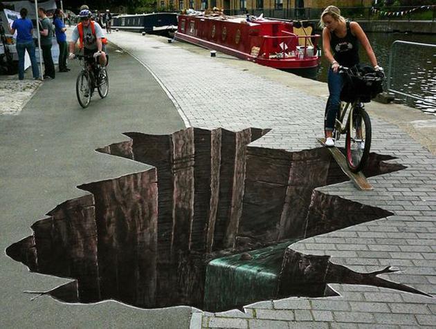 Incredible Stunning 3D Street Art (8)