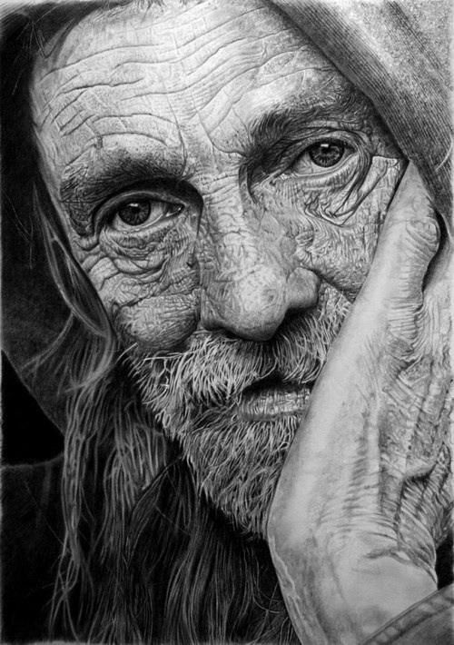 Incredible pencil drawing (11)
