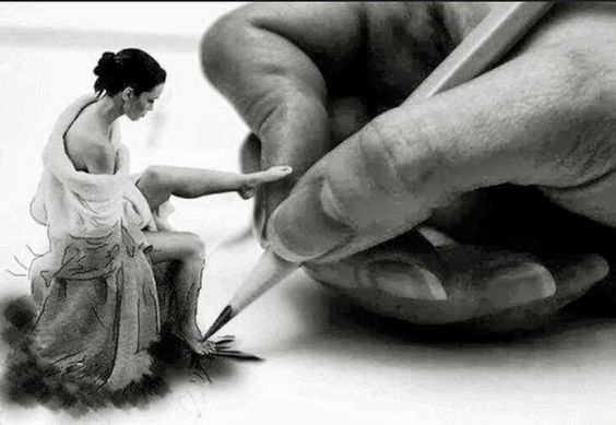 Incredible pencil drawing (19)