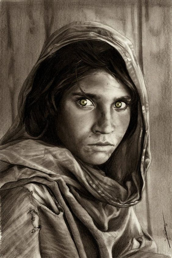 Incredible pencil drawing 20