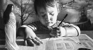 Incredible pencil drawing (28)