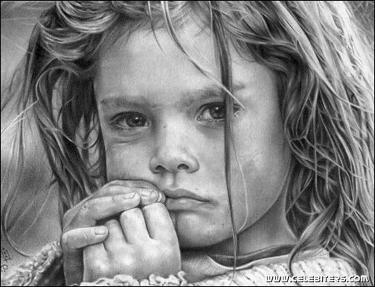 Incredible pencil drawing (29)