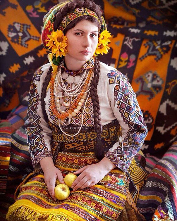 Modern Women Wearing Traditional Crowns Photography